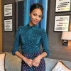 Zoe Saldana brushes off criticism of Simone role