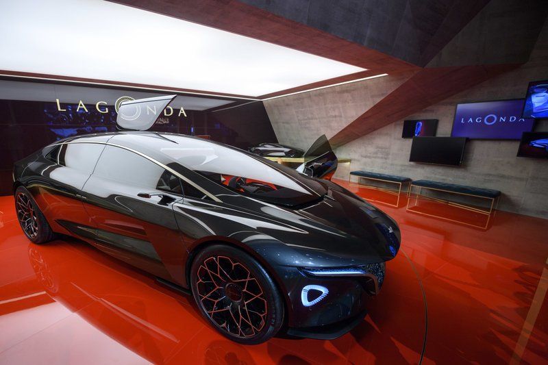 aston martin combines luxury and electric power   dialogue
